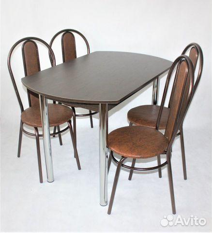 Стол обеденный 110х70 89850571152 купить 1