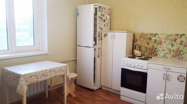 1-к квартира, 38.5 м², 17/17 эт.