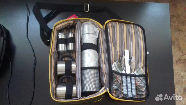 Набор посуды для пикника Condor на 2 персоны 89502108228 купить 1