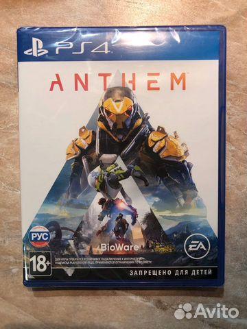 89376920448  Anthem PS4