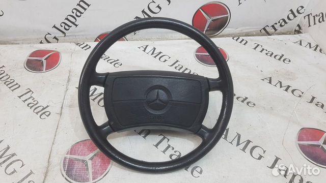 Руль в сборе на Mercedes-Benz W126 /W124 89143292009 купить 1