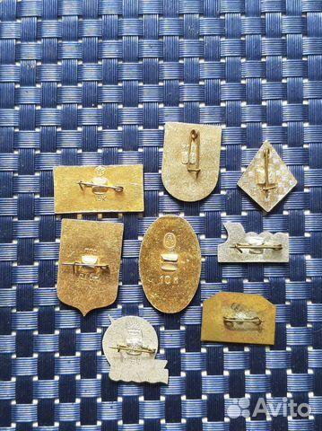 Значки москва + Разные Наборы СССР (2) 89028004843 купить 10