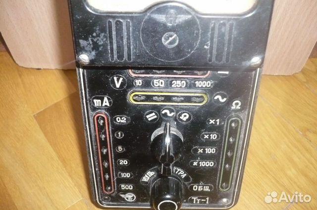 Измерительный прибор Тт-1 СССР 89064168175 купить 5