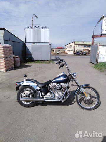 Harley-Davidson Softail Standart 89058528208 купить 1