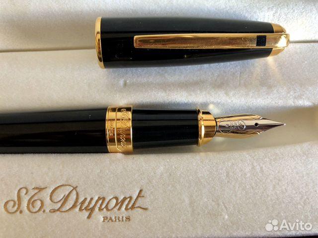 Перьевая ручка S. T. Dupont Olympio 89857379002 купить 3