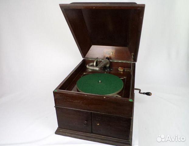 Граммофон HIS masterS voice Англия 1920-е  89136830464 купить 7