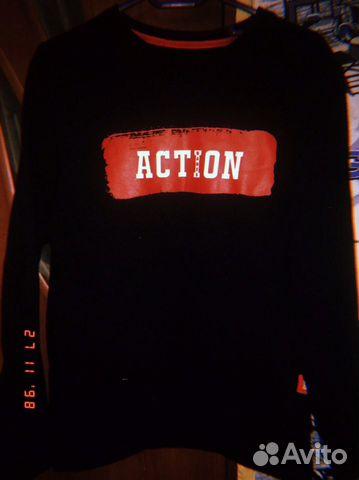 Кофта,action,состояние 4/5 89967368211 купить 1