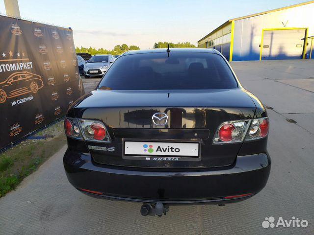 Mazda 6, 2006 89115490305 купить 7