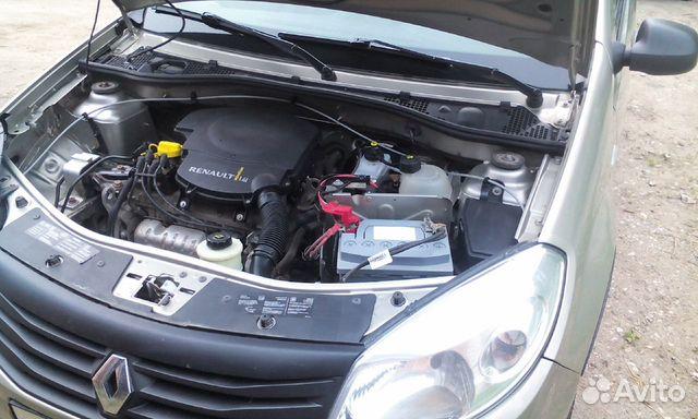 Renault Sandero, 2011 89157609472 купить 6