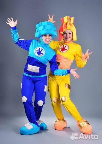 купить костюм симки и нолика категории: Боа