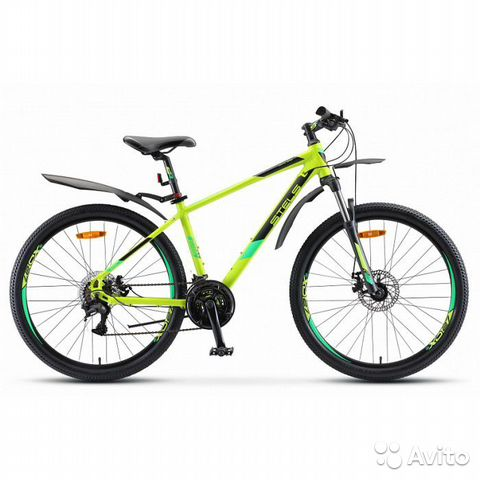 Велосипед горный Stels Navigator-645 MD v010