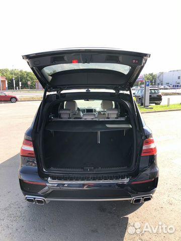 Mercedes-Benz M-класс AMG, 2013 89058194466 купить 5