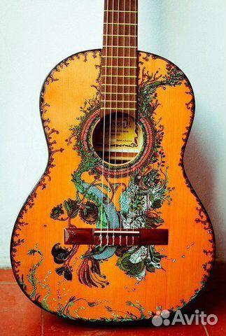 Обучение игре на гитаре 89963106304 купить 1