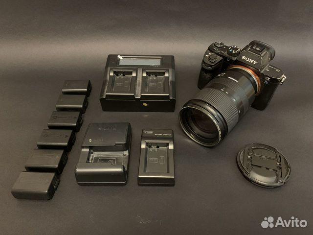 Sony A7s II + Tamron 28-75 f2.8 купить 1