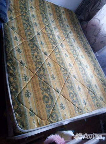 Кровать двухспальная  89534305001 купить 2