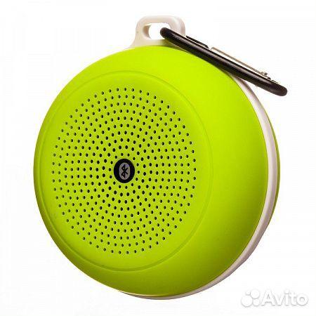 Колонка Bluetooth XO F1 салатовая  89003558000 купить 1