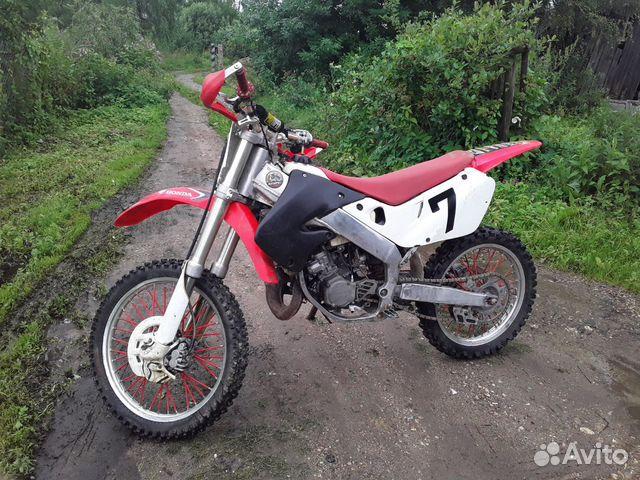 Honda cr125  89092682789 купить 9
