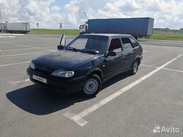 ВАЗ 2114 Samara, 2001