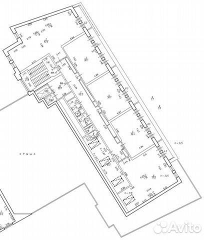 Офисное помещение, 332.4 м²  89312144445 купить 5