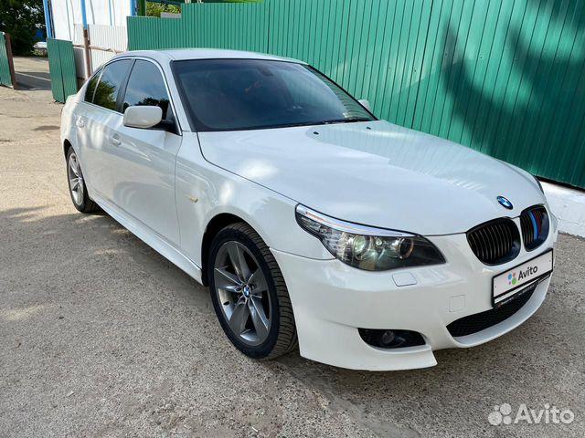 BMW 5 серия, 2008  89520226001 купить 7