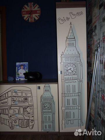Набор мебели для школьника Лондон  89232752343 купить 4