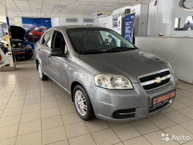 Chevrolet Aveo, 2011  89228836079 купить 2