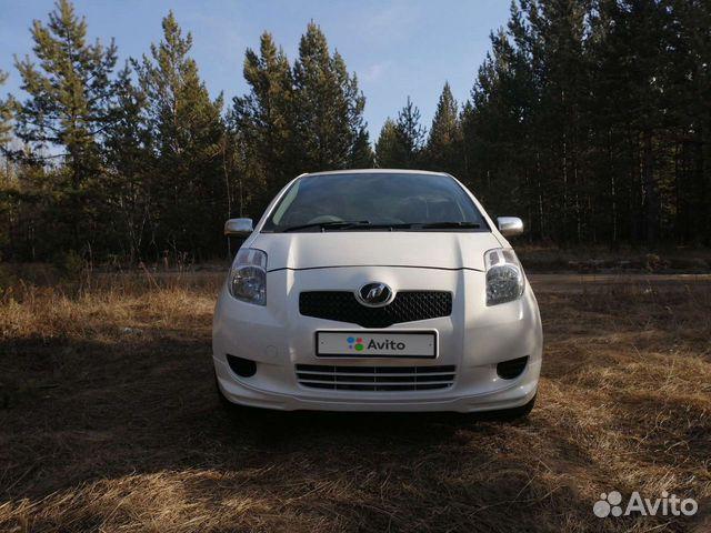 Toyota Vitz, 2005  89644620955 купить 8