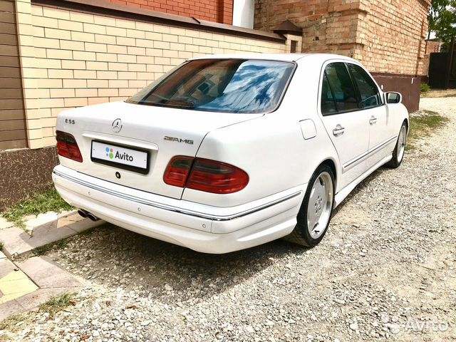 Mercedes-Benz E-класс, 1999  89626378480 купить 2