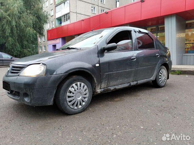 Renault Logan, 2009  89655570646 купить 3