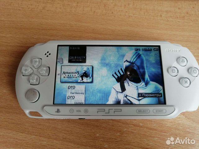 Sony PSP 10 игр на ней  89090439393 купить 5
