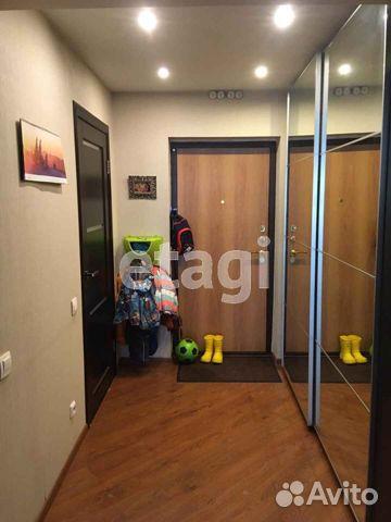 2-к квартира, 54 м², 13/18 эт.  89584917328 купить 5