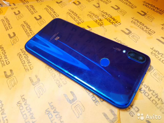 Xiaomi Mi Play (спут)  89375317916 купить 4