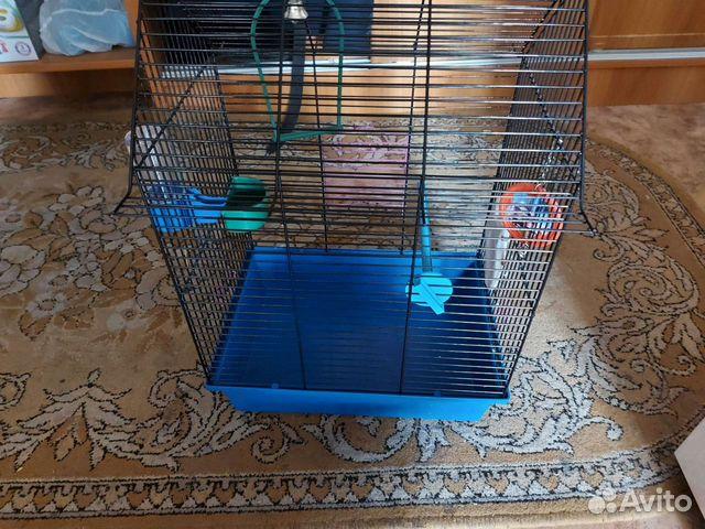Клетка для попугая  купить 1