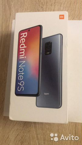 Телефон Redmi note 9S  89994004461 купить 3