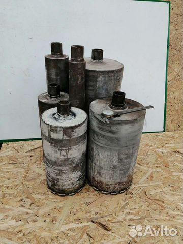 Купить коронки по бетону на авито купить хим добавку для бетона