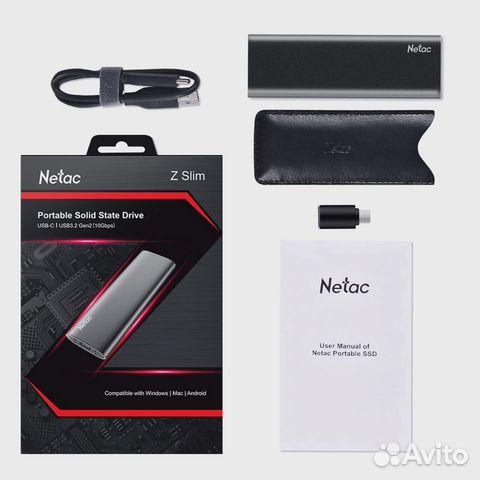 SSD-флешка 500gb