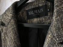 Классический твидовый пиджак