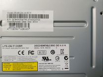 DVD/CD-RW SATA привод в хорошем состоянии