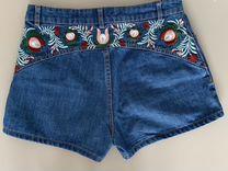 Шорты джинсовые размер 27 incity