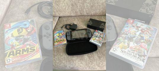 Nintendo Switch с играми купить в Красноярском крае | Бытовая электроника | Авито