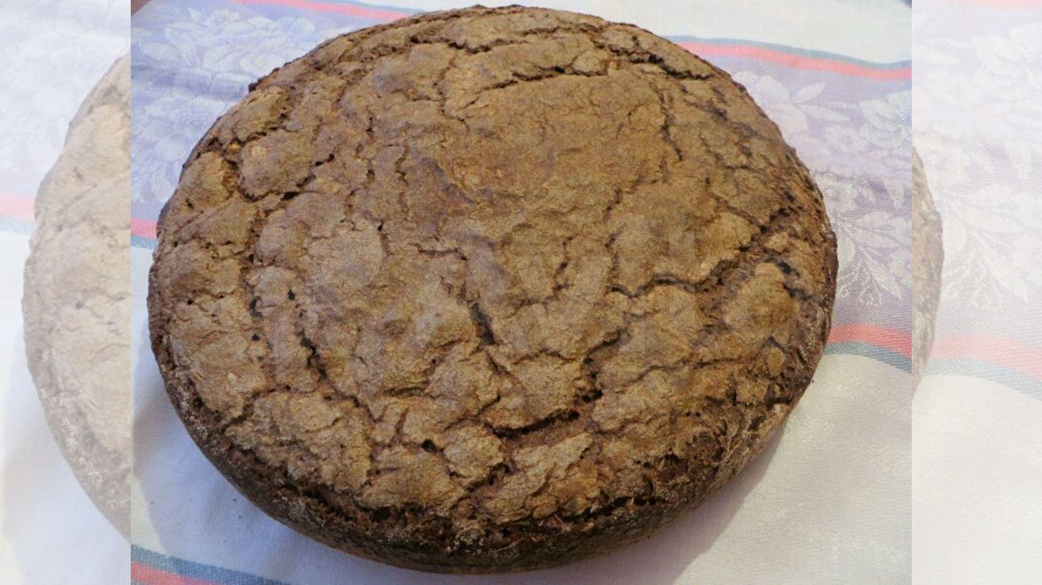 Закваска для настоящего бездрожжевого хлеба и квас