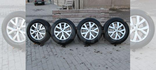 Оригинальные колеса 235/65R18 Nissan Murano