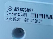 Панель управления Мерседес W221 новая оригинал