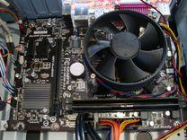 Gigabyte GA-H81M-DS2\G1840\2x4Gb\cooler