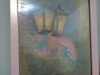 Картина Фонари — Мебель и интерьер в Москве