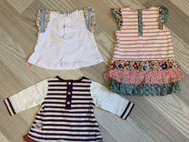 Футболка, кофта, платье mamas & papas 3-6 mes