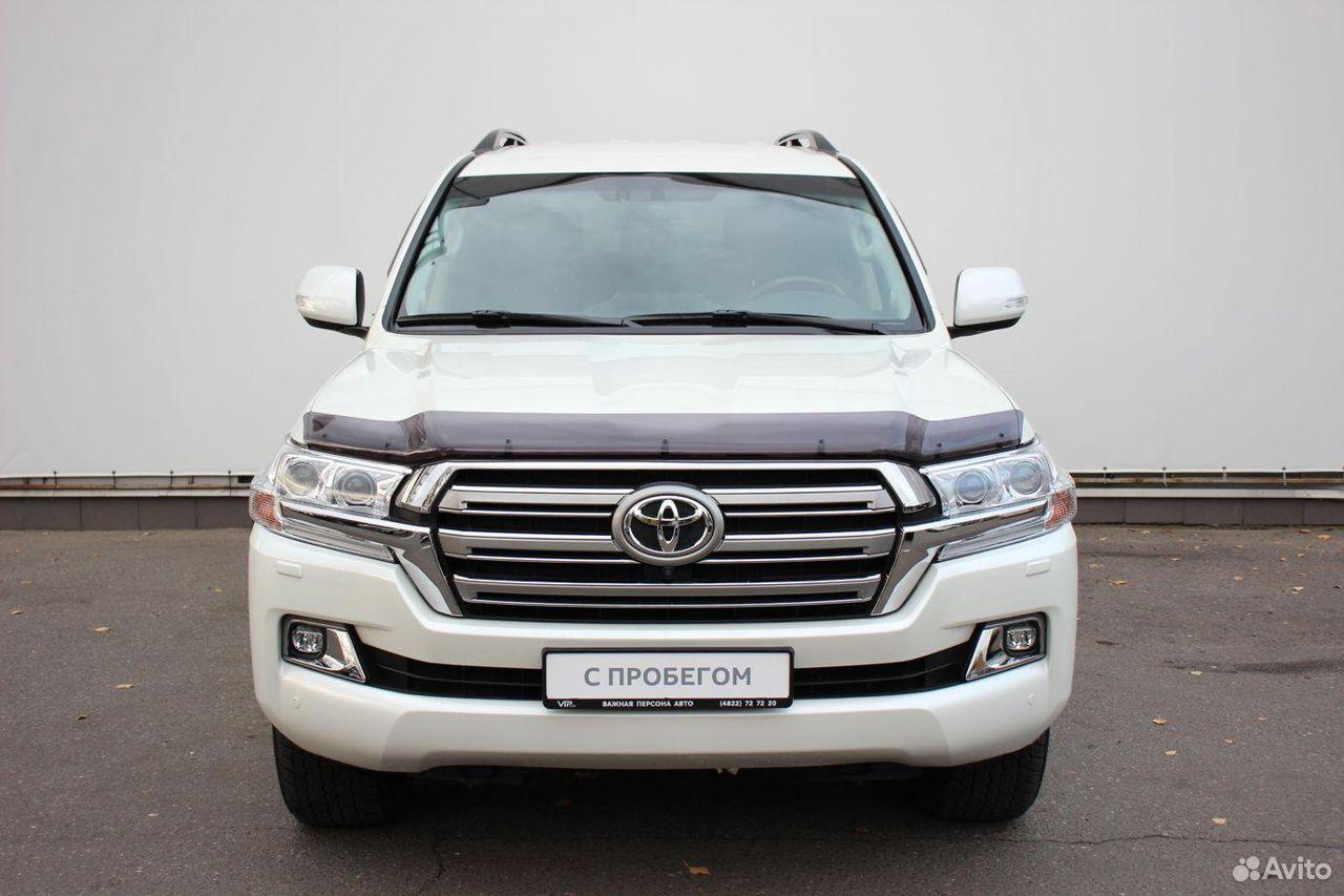 Toyota Land Cruiser, 2019  84822396411 купить 2