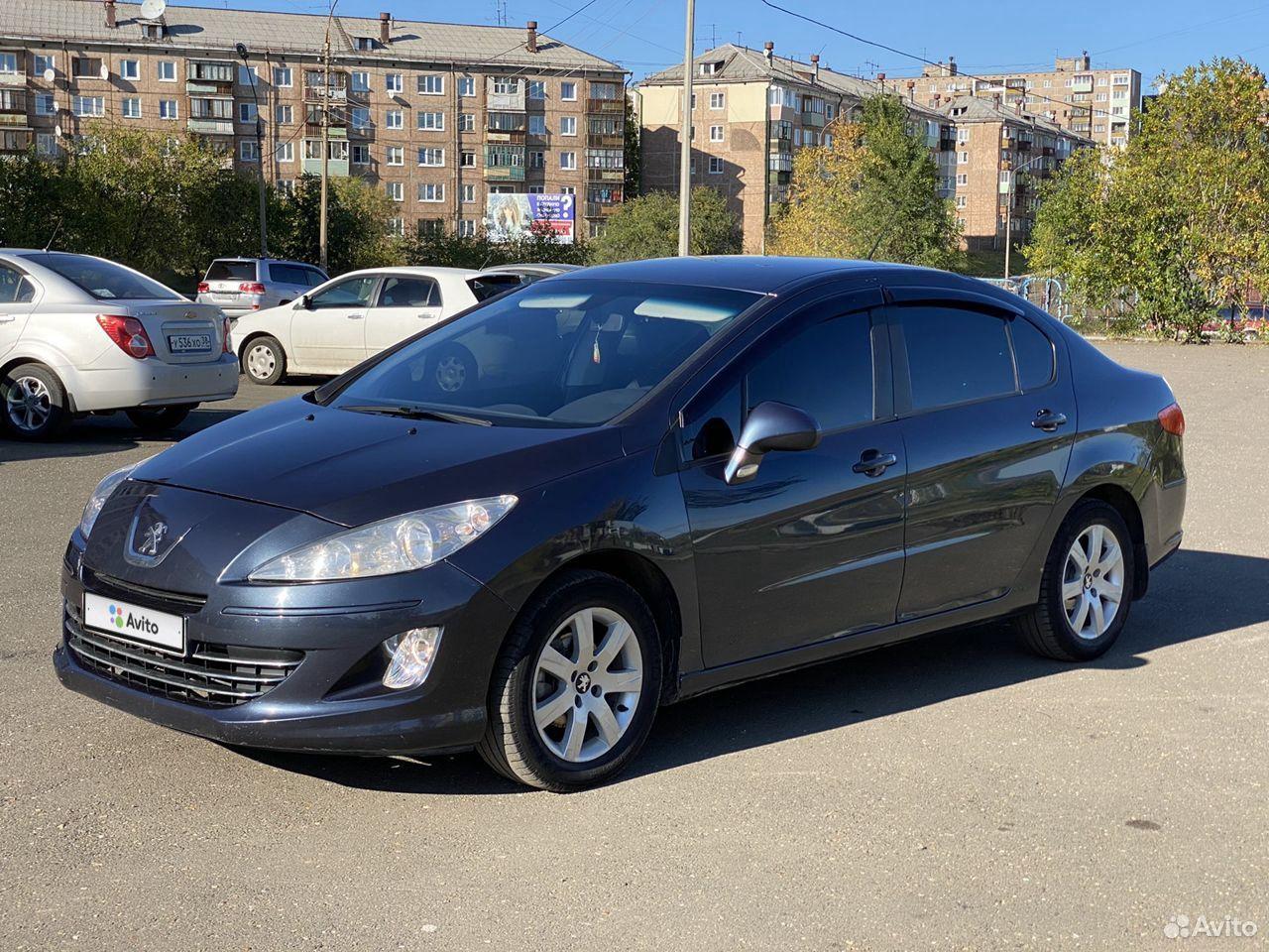 Peugeot 408, 2012  89246322243 купить 2