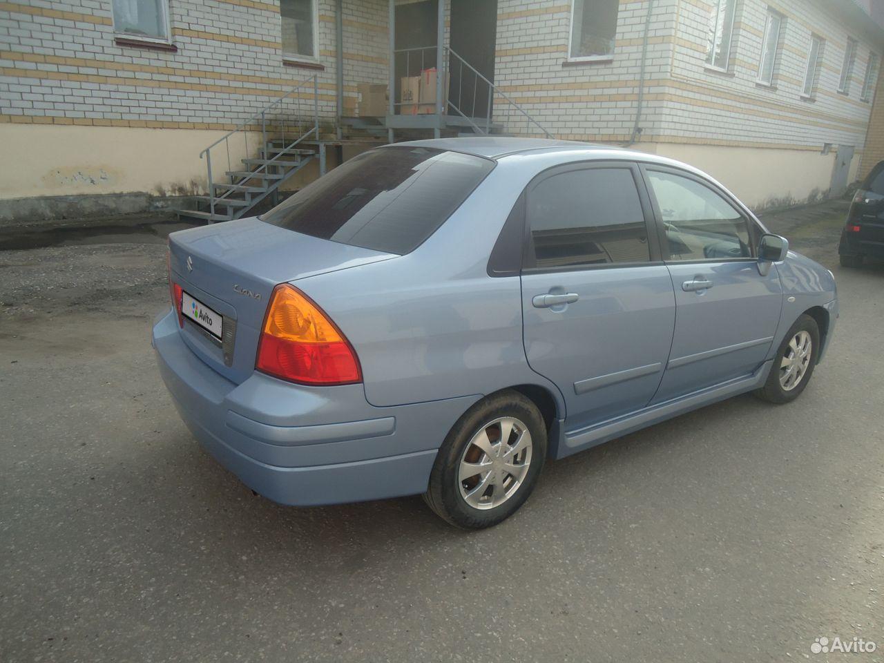 Suzuki Liana, 2008  89600996144 купить 2