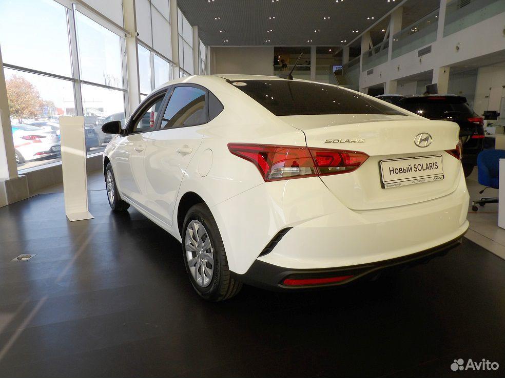 Hyundai Solaris, 2020  84725410435 купить 2